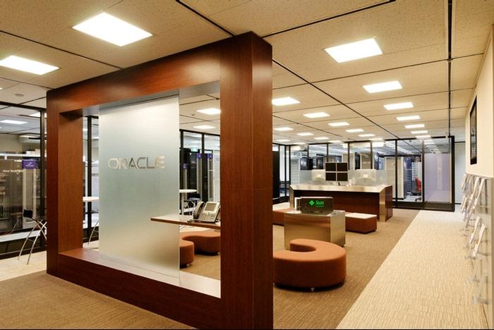 日本オラクル株式会社 仕事場紹介 アスクル みんなの仕事場
